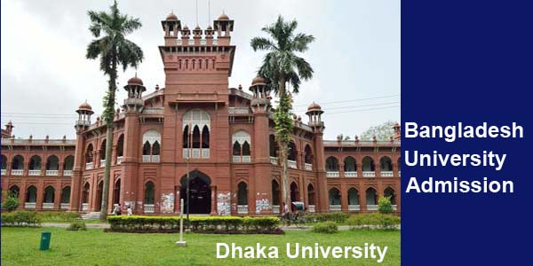 """Bangladesh University Admission"""
