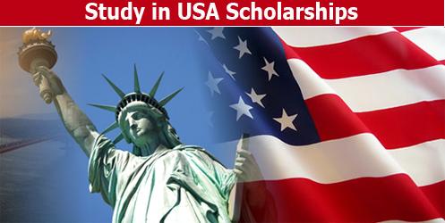 """Bachelor and Masters scholarships in USA for International Students"""