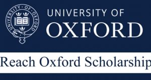 """Reach Oxford Scholarship in UK"""