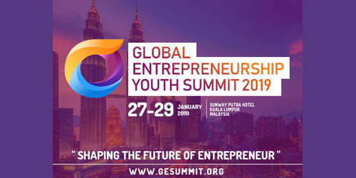 Global Entrepreneurship Youth Summit 2019 in Malaysia