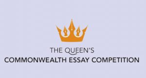 """""""The Queen's Commonwealth Essay Competition"""""""