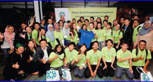 """Young Social Entrepreneurs Programme 2019 in Singapore"""