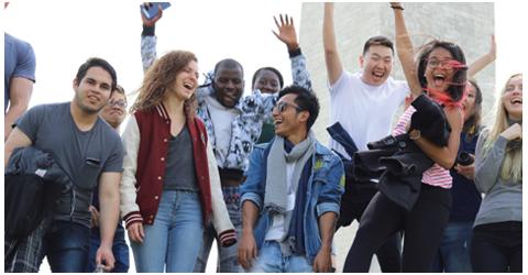 Global Undergraduate Exchange Program (Global UGRAD) in USA in 2019-20