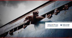 """Allard Prize for International Integrity"""