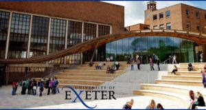 """University of Exeter Postgraduate Global Excellence Scholarship"""