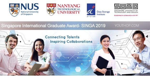 """Singapore International Graduate Award"""