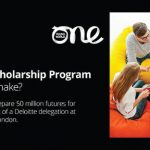 Deloitte Scholarships to Attend The One Young World 2019 in UK