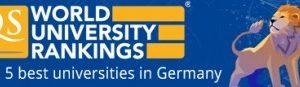"""""""top universities in Germany"""""""