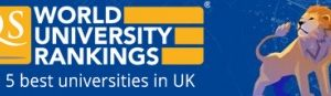 """""""The best universities in the UK by rankings"""""""