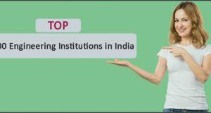 """""""""""top 100 engineering universities in India"""""""