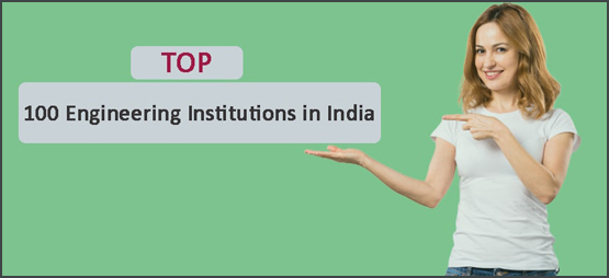 Top 100 Engineering Universities in India by Ranking 2019
