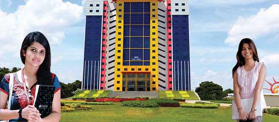 Indian SRM University Courses, Fees and Scholarships 2019