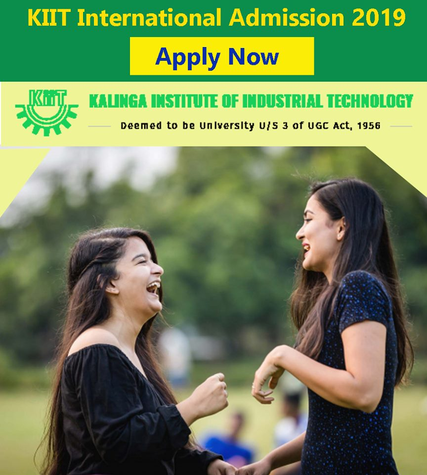 Study in Kalinga Institute of Industrial Technology-KIIT India