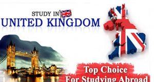 """""""Study in UK"""""""