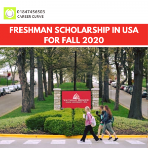 Study in USA with Full Free Scholarships   Career Curve