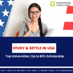 Study in USA at Top Universities with Full Scholarships | Career Curve
