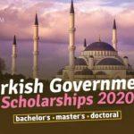 Turkish Government Scholarships 2020 (Full Scholarship)
