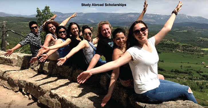 """Study Abroad Scholarships"""