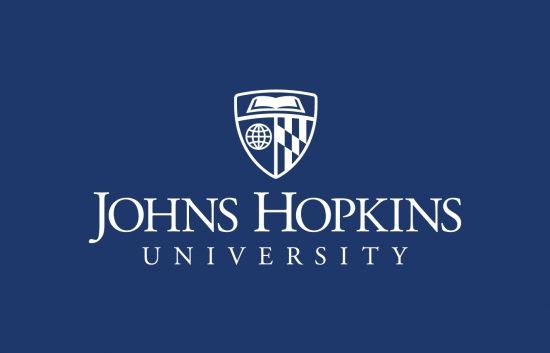 """John Hopkins University logo"""