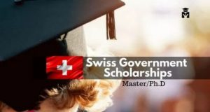 """""""Swiss Government Excellence Scholarships for Foreign Students"""""""